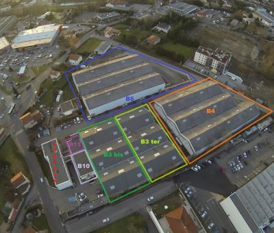 Location Local d'activités / Entrepôt Sorbiers