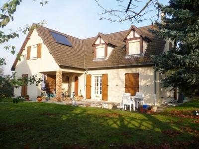 Maison 166 m² habitables avec sous-sol total (130 m²) située