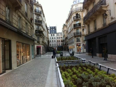 Location Boutique Paris 3ème