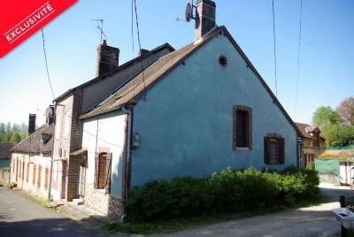 Maison ancienne proche toucy - 4 pièce (s) - 77.35 m²