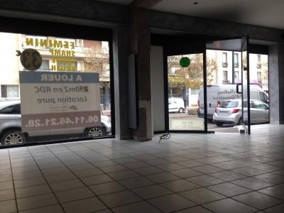 Location Boutique Les Pavillons-sous-Bois