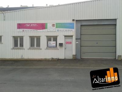 Location Local d'activités / Entrepôt Lucé