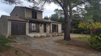 Maison individuelle au calme avec vue et terrain
