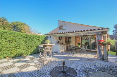 Maison avec jardin au calme Villeneuve Loubet 2 pi