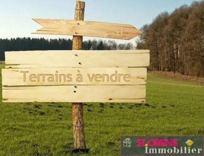 Vente terrain Castanet-Tolosan