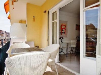 Cannes Banane. Beau 2 pièces avec terrasse vue mer Cannes