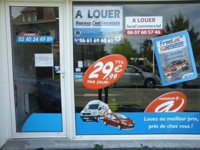 Location Local d'activités / Entrepôt La Baule-Escoublac
