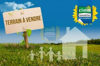 Terrain à Vitry-en-Artois - 75 000 euros de 509m²