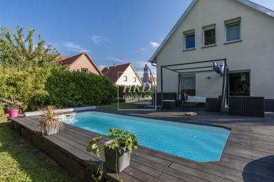 Maison Geispolsheim-Village