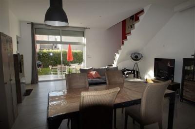BELLEVUE, Duplex style loft, 83m² jardin et parking privé