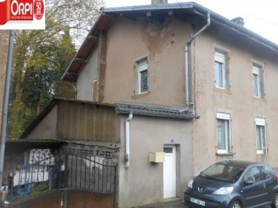 Appartement 3 pièces Cirey-sur-Vezouze