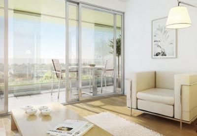T2 neuf 40 m² terrasse