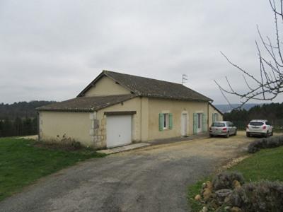 Maison TRELISSAC - 4 pièce (s) - 83 m²