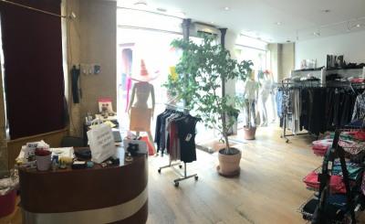 Fonds de commerce Prêt-à-porter-Textile Paris 19ème