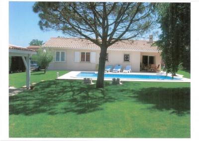 Maison 3 chambres avec piscine Artigues