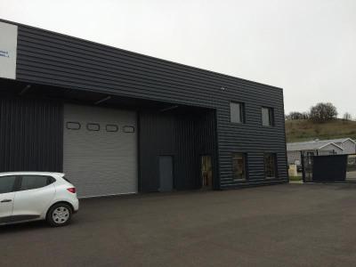 Location Local d'activités / Entrepôt Oytier-Saint-Oblas