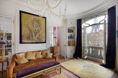 Paris VIIe - Gros Caillou - Rapp