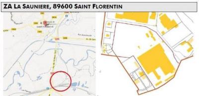 Site industriel st florentin - 21000 m²