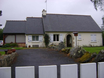 Maisons individuelles, 92 m² - Lanvellec (22420)