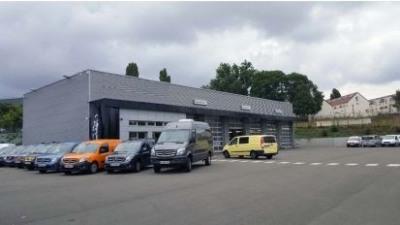 Location Local d'activités / Entrepôt Ecquevilly