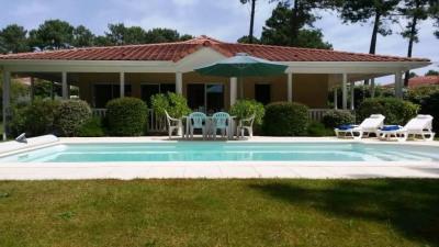 Villa piscine - 3 chambres dans lotissement de standing