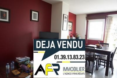 Vente - Appartement 3 pièces - 55,32 m2 - Houilles - Photo