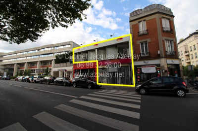 Location Local commercial Suresnes