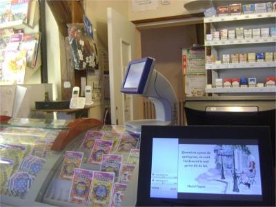 Fonds de commerce Tabac - Presse - Loto Noyers-sur-Cher 3