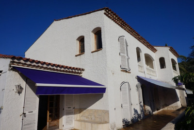Villa entrée de Porticcio avec vue mer