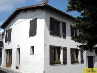 Maison de village rénovée avec goût