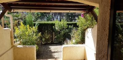 Studio-cabine terrasse et jardinet à 200 m de la plage Agosta