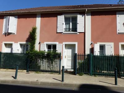 Maison 3 pièces avec jardin Villeneuve La Garenne