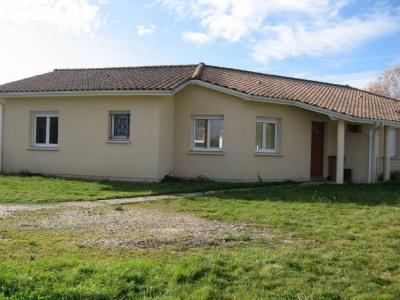 Maison T3 avec jardin sur galgon