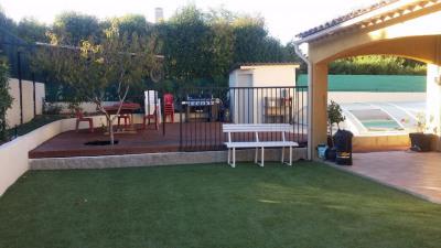 Villa la crau 5 pièce (s) 116 m² sur 734 m² de jardin