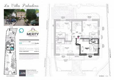 Appartement Caluire Et Cuire 1 pièce (s) 18 m²