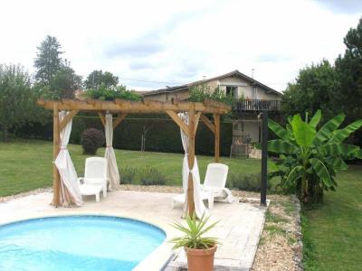 Maison et gîte - piscine