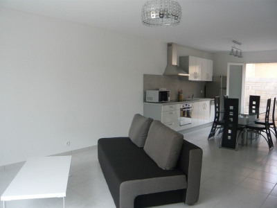 Maison F3 meublée