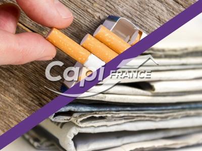 Fonds de commerce Tabac - Presse - Loto Strasbourg