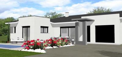 """Modèle de maison  """"Modèle de maison 5 pièces"""" à partir de 5 pièces Landes par IGC CONSTRUCTION"""