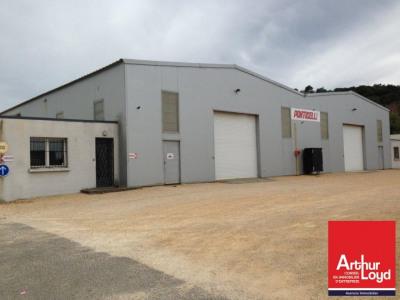 Vente Local d'activités / Entrepôt Bagnols-sur-Cèze
