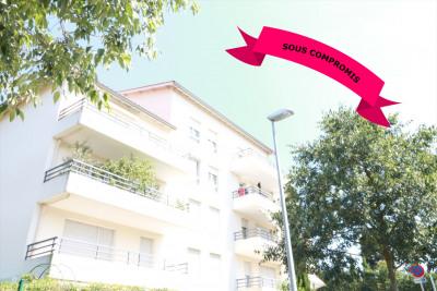 Appartement Decines Charpieu 3 pièce (s) 63 m²