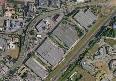 Location Local d'activités / Entrepôt Villejust