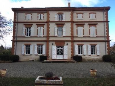 Maison de maître Muret