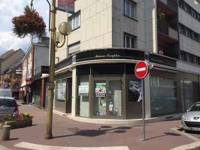 Location Local d'activités / Entrepôt Elbeuf