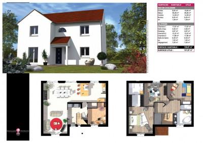 Terrain 650 m² Brie-Comte-Robert (77170)