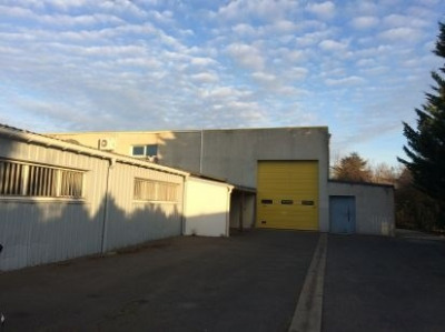 Location Local d'activités / Entrepôt Fondettes