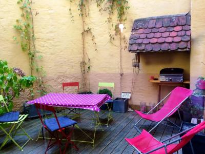 Appartement terrasse - 4 pièces