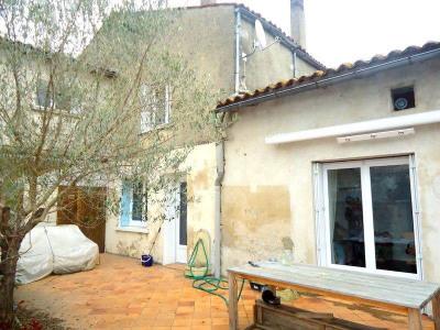 Casa antica 6 vani Limitrophe de Cognac