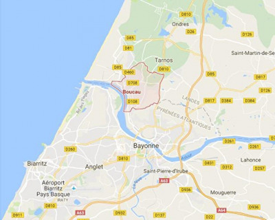 Location Local d'activités / Entrepôt Boucau