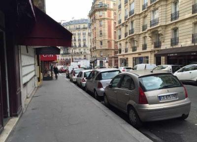 Location Boutique Paris 5ème